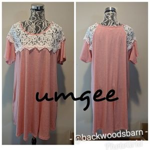 Umgee 2XL Dress...New without tags